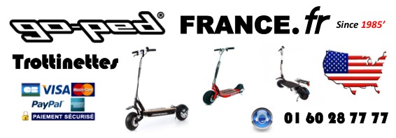 trottinette goped pour adultes