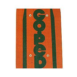 Deck en bois verni