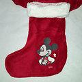 Pyjama MICKEY avec chaussette de Noël