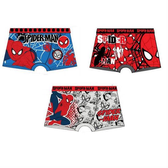Lot de 3 boxers SPIDERMAN