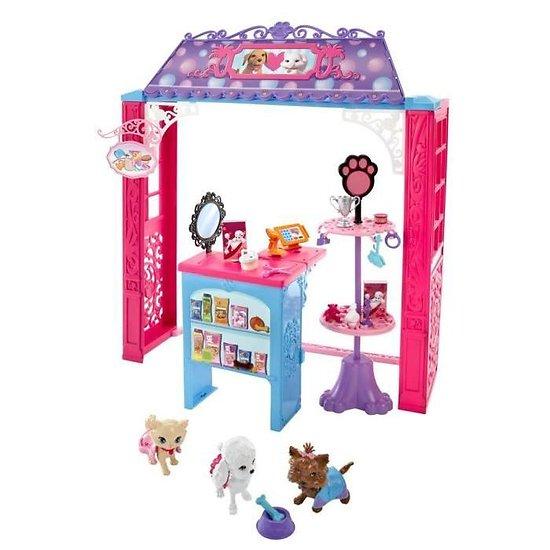 L'animalerie de Barbie