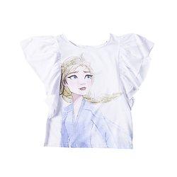 T-shirt volants LA REINE DES NEIGES 2