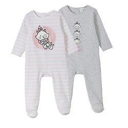 Lot de 2 pyjamas MARIE