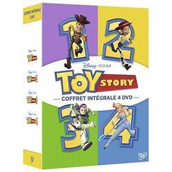 Coffret intégrale 4 dvds TOY STORY