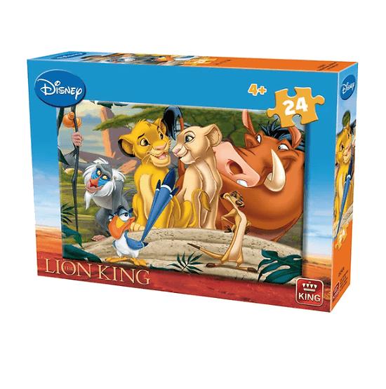 Puzzle LE ROI LION