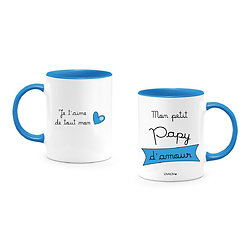 MUG Papy d'amour Personnalisable