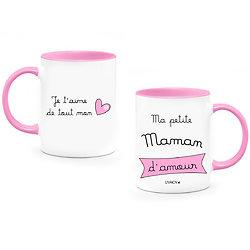 MUG Maman d'amour Personnalisable