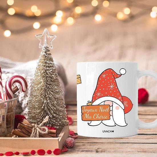 MUG Personnalisable Joyeux Noël