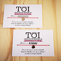 Carte Demande Marraine + Bracelet Coeur Inox