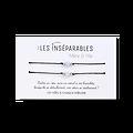 Les Inséparables - Duo de Bracelets