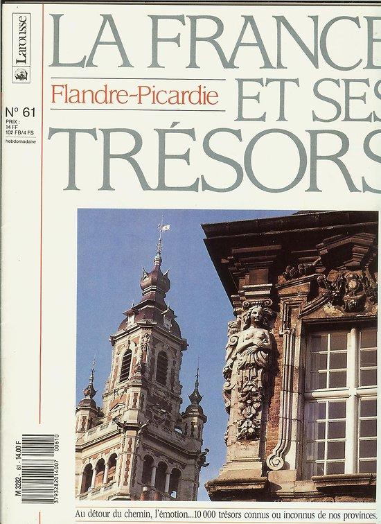 La France et ses trésors N°61