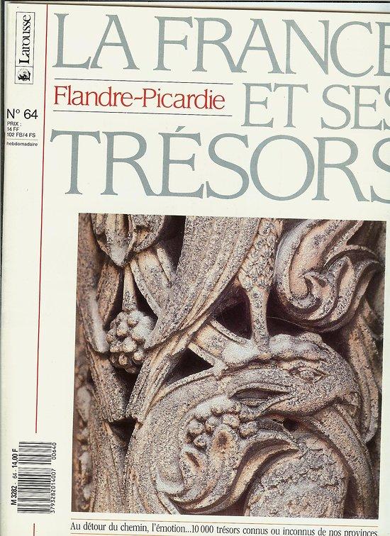 La France et ses trésors N°64