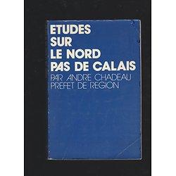 André Chadeau  Préfet de région