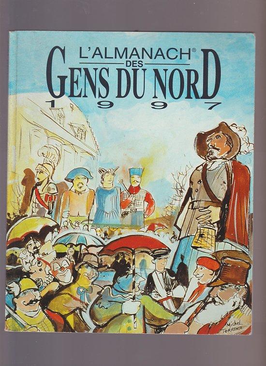 L'Almanach des gens du Nord 1997
