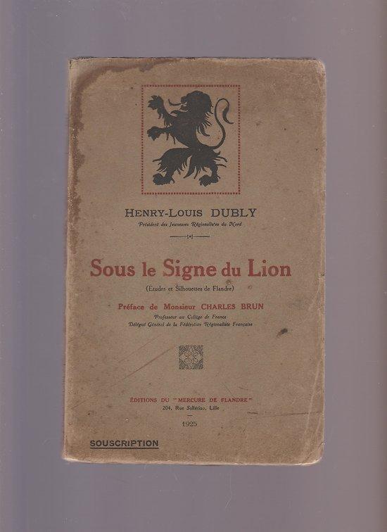 HENRY LOUIS DUBLY