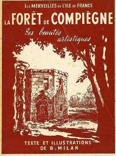 Les merveilles de l'Ile de France - B. Milan