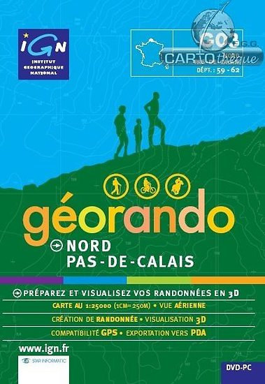 GEORANDO NORD PAS-DE-CALAIS