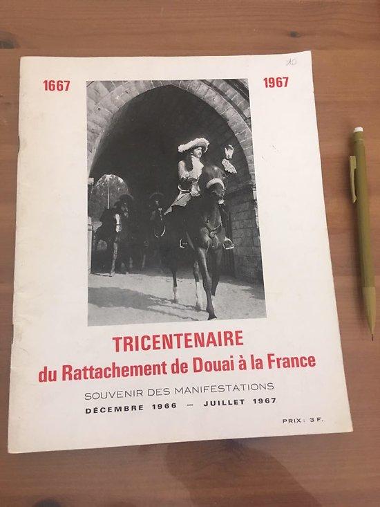 Tricentenaire du rattachement de Douai à la France