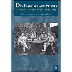 DES FLANDRES AUX VOSGES