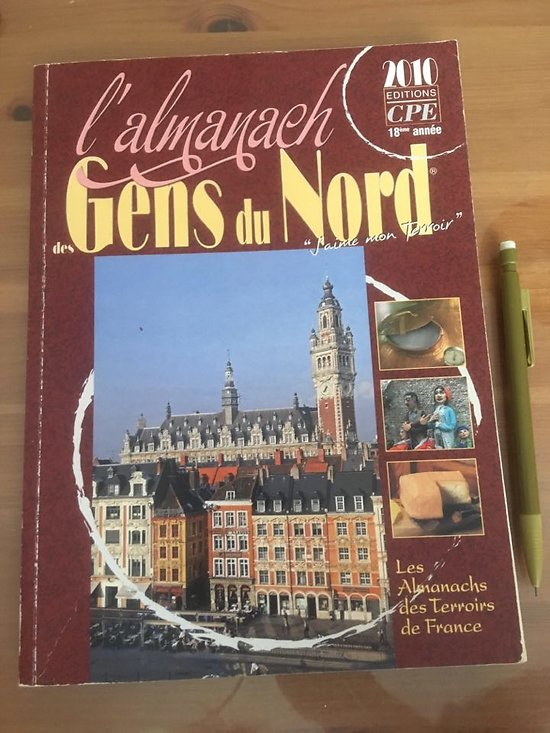 L'ALMANACH DES GENS DU NORD 2010
