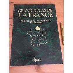 GRAND ATLAS DE LA FRANCE