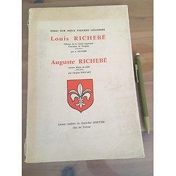 AUGUSTE RICHEBE - JACQUES FOUCART