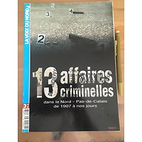 13 AFFAIRES CRIMINELLES
