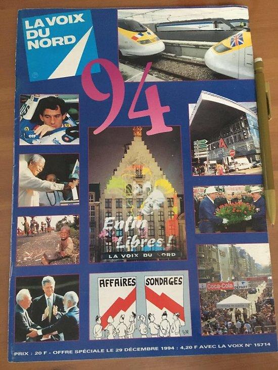 Journal de l'année 1994
