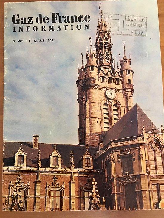 Gaz de France Informations