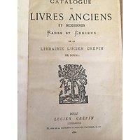Librairie Lucien Crepin