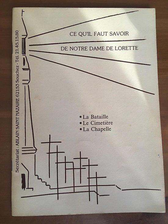 L'association du monument de Notre Dame de Lorette