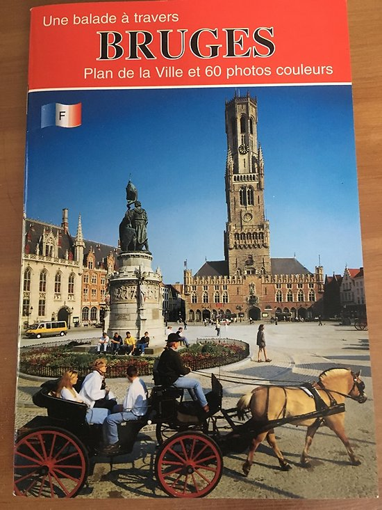 UNE BALADE A TRAVERS BRUGES