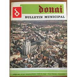 DOUAI - BULLETIN MUNICIPAL