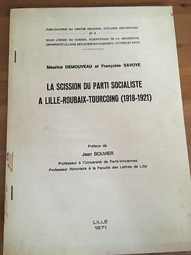 MAURICE DEMOUVEAU - FRANCOISE SAVOYE