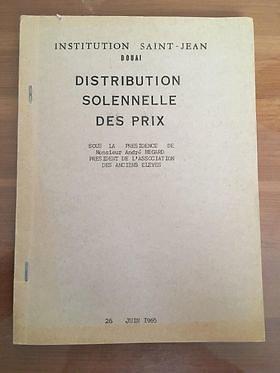 INSTITUTION SAINT-JEAN DOUAI