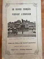 Un poilu de Saint-Quentin