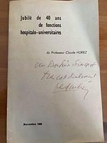 Professeur Claude Huriez
