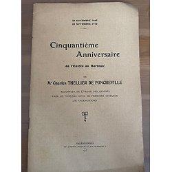Maître Charles Thellier de Poncheville