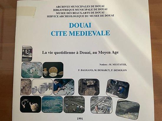 Douai cité médiévale