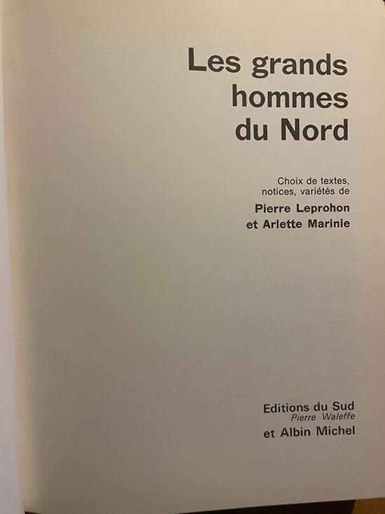 Pierre Leprohon - Arlette Marinie