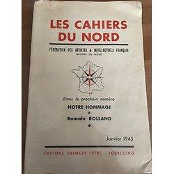 Les Cahiers du Nord