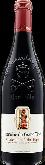 Châteauneuf du pape Rouge 2017  75cl