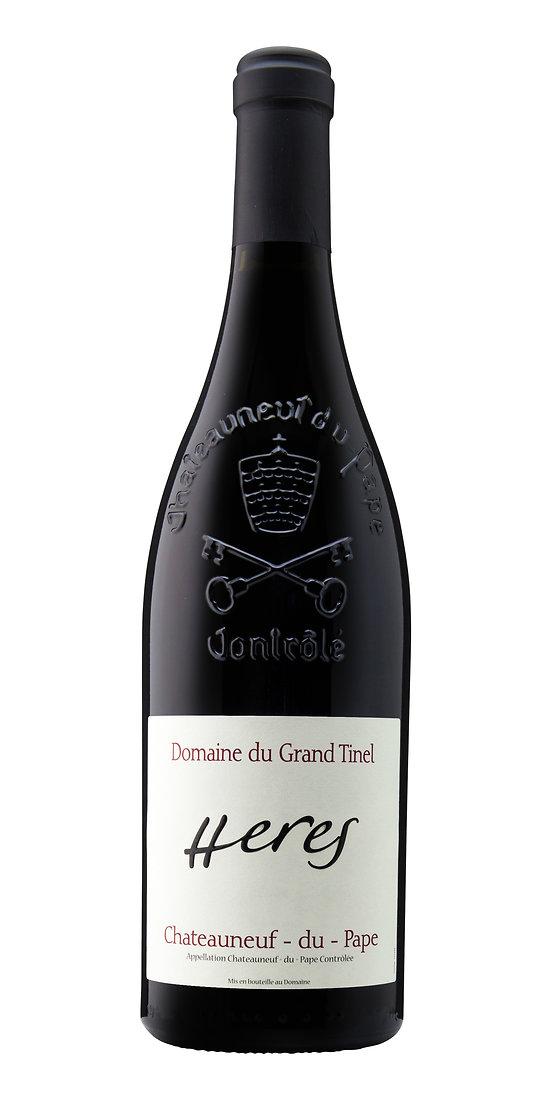 Châteauneuf du pape Rouge - Héres 2015 75cl