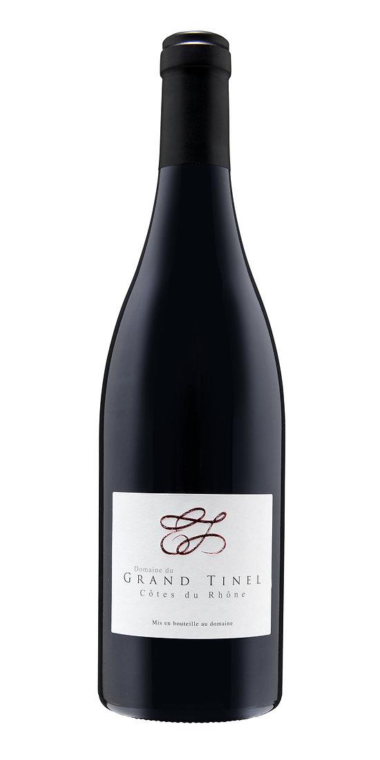 Côtes du Rhône Rouge 2017  75cl