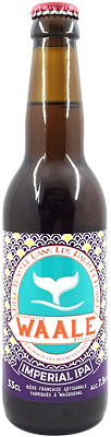 Waale Imperial IPA 33 cl