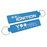 Porte-Clefs 3.2.1... IGNITION en PVC